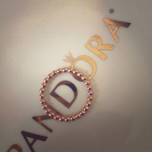 Pandora Rose Ring Size 7
